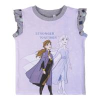 PIJAMA CORTO SINGLE JERSEY FROZEN 2 1