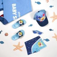 TOWEL POLYESTER BABY SHARK 10