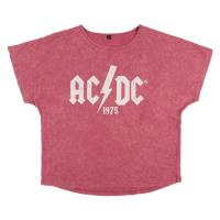 T-SHIRT ACID WASH SINGLE JERSEY ACDC