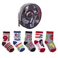 SOCKS PACK 5 PIECES HARRY POTTER