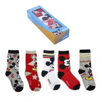 SOCKS PACK 5 PIECES MICKEY