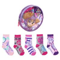 SOCKS PACK 5 PIECES PAW PATROL MOVIE