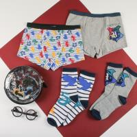 BOXER AND SOCKS PACK 4 PIECES HARRY POTTER 15