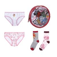 BRIEF AND SOCKS PACK 4 PIECES HARRY POTTER