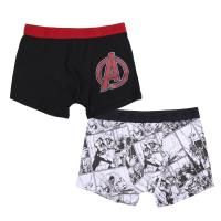 BOXER PACK 2 PIECES MARVEL