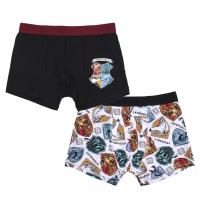 PACK BOXER 2 PIEZAS HARRY POTTER