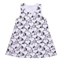 VESTIDO PUNTO SINGLE JERSEY SNOOPY