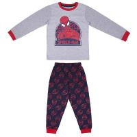 PYJAMA LONG SINGLE JERSEY SPIDERMAN