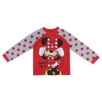 PIJAMA LARGO SINGLE JERSEY MINNIE 1