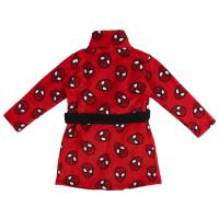 ROBE CORAL FLEECE SPIDERMAN 1