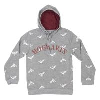 SUDADERA CAPUCHA COTTON BRUSHED HARRY POTTER