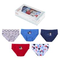BOXERS PACK 5 PIECES MICKEY