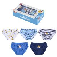BOXERS PACK 5 PIECES BABY SHARK