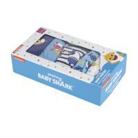 PACK SOUS-VÊTEMENTS 5 PIÈCES BABY SHARK 1
