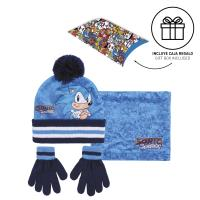 3 SET PIECES SNOOD SONIC