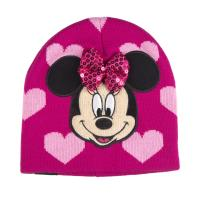 HAT WITH APPLICATIONS EMBROIDERY MINNIE