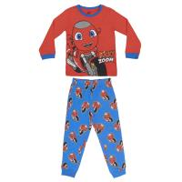 PIJAMA LARGO SINGLE JERSEY RICKY ZOOM