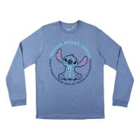 PIJAMA LARGO SINGLE JERSEY DISNEY STITCH 1