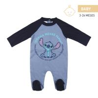 BABY GROW SINGLE JERSEY DISNEY STITCH