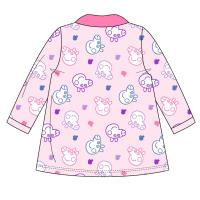 BATÍN CORAL FLEECE PEPPA PIG 1
