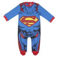 BARBOTEUSE SINGLE JERSEY SUPERMAN