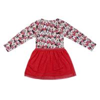 DRESS TULLE SINGLE JERSEY MINNIE 1