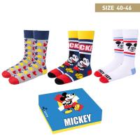 SOCKS PACK 3 PIECES MICKEY