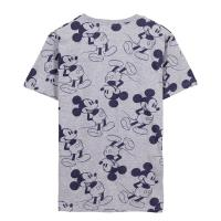 T-SHIRT MANCHES COURTES SINGLE JERSEY POINT MICKEY 1