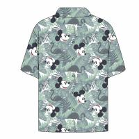 T-SHIRT MANCHES COURTES POPELIN MICKEY 1