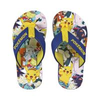 CHANCLAS POLYESTER POKEMON