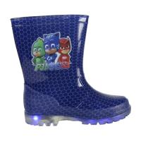 RAIN BOOTS PVC LIGHTS PJ MASKS