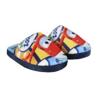 HOUSE SLIPPERS OPEN SUPER WINGS