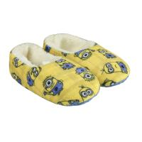 HOUSE SLIPPERS SOLE SOLE MINIONS