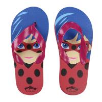 CHANCLAS LADY BUG