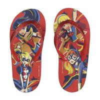TONGS PREMIUM  DC SUPERHERO GIRLS