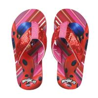 CHANCLAS POLYESTER LADY BUG
