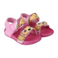SANDALS BEACH PAW PATROL SKYE