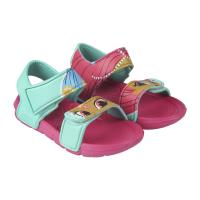 SANDALS BEACH SHIMMER AND SHINE