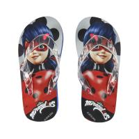CHANCLAS LUCES LADY BUG