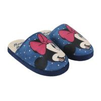 HOUSE SLIPPERS OPEN MINNIE