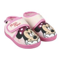 HOUSE SLIPPERS HALF BOOT MINNIE