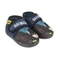 ZAPATILLAS DE CASA MEDIA BOTA BATMAN