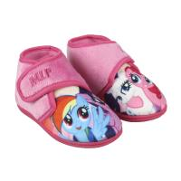 HOUSE SLIPPERS HALF BOOT MY LITTLE PONY