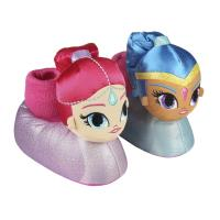 HOUSE SLIPPERS 3D SHIMMER AND SHINE