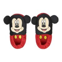 HOUSE SLIPPERS 3D MICKEY 1