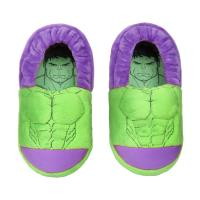HOUSE SLIPPERS 3D AVENGERS HULK 1