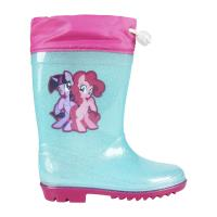 BOTAS LLUVIA PVC MY LITTLE PONY