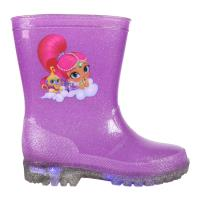 BOOTS RAIN PVC LIGHTS SHIMMER AND SHINE