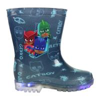 BOOTS RAIN PVC LIGHTS PJ MASKS