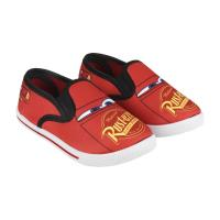 SCARPA TELA SLIP ON CARS 3